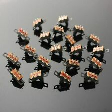SPDT Slide Switches On-Off PCB Mount (5 pcs)