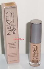 NIB URBAN DECAY NAKED SKIN WEIGHTLESS COMPLETE COVERAGE CONCEALER .06 OZ / 2 ML