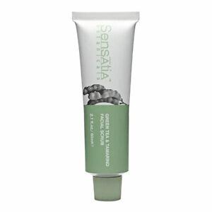 [SENSATIA] Green Tea Tamarind Series Combination Skin Type Facial Scrub 60ml