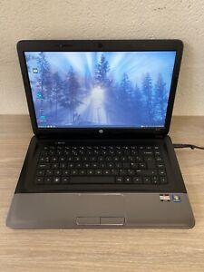 HP 655, AMD E2-1800 1.70GHz, 4GB RAM, 320GB HDD, LinuxOS, PSU Included