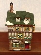 Dickens Collectables Victorian Series - Black Forest Cafe - #354-9581 - EUC