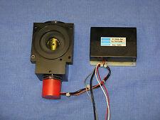Hamamatsu MS9S Photomultiplier Tube in Housing w Socket & C1309-04 Power Supply