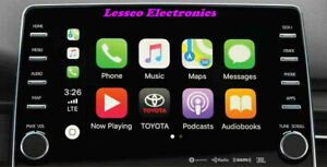 CarPlay/Android Auto Intergration To Factory Radios For 2016-19 Toyota CH-R