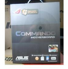 100% new asus commando with original box and accessories socket 775  #j1688