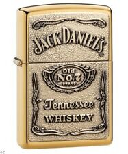 ZIPPO ★ JACK DANIEL'S (Emblem - Pipe lighter / Briquet à pipe)