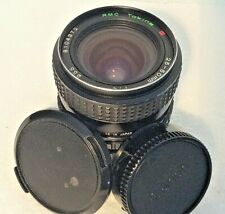 RMC Tokina 25-50mm f/4 Zoom Camera Lens Fits Canon FD Mount