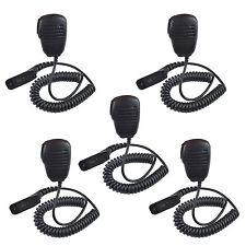 5*Remote Speaker Microphone for motorola XPR6500 XPR6550 XiR P8260 Two Way Radio
