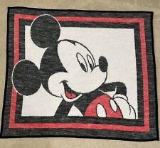 Disney Mickey Mouse Throw Blanket