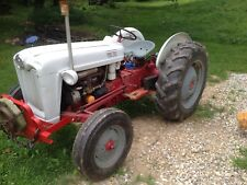 1956 Ford 600 Tractor