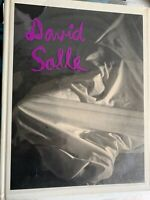 David Salle: Photographs 1980 to 1990-First Edition-1991-H/C D/J Mostly Nudes—VG