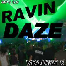 RAVE  ACID HOUSE  MP3 CD  OLD SKOOL  RAVIN DAZE 5