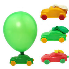 Creative Childrens Balloon Racing Car Kit Party Bag Filler Indoor Outdoor Toys