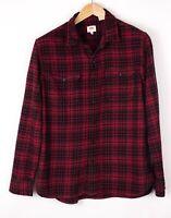 LEVI'S STRAUSS & CO Men Flannel Casual Shirt Size L BAZ394