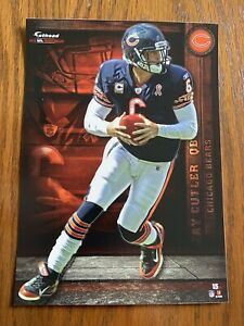 JAY CUTLER 2012 Chicago Bears Fathead Mini Tradeable Card #15  L@@K