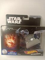 Hot Wheels Star Wars Darth Vader's Tie Fighter Commemorative Series 4 Of 9 New