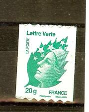 TIMBRE FRANCE AUTOADHESIF 2011 N° 608 NEUF ** ROULETTE