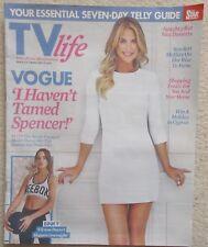 Vogue Williams – Binky Felstead - TVLife magazine – 25 February 2018