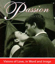 Passion - Visions of Love, in Word and Image Mini Book - New