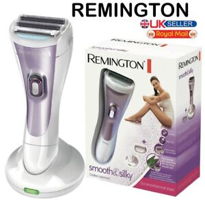 Remington Cordless Womens Wet & Dry Smooth Lady Shaver WDF4840 Foil Head Double