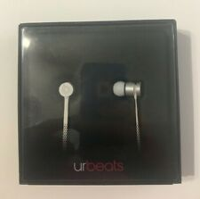 Beats By Dr. Dre Urbeats 2.0 In-ear Cellphone Headphones SILVER Edt. NEW SEALED