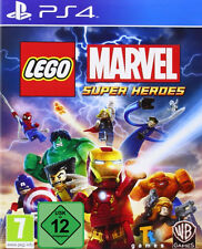 PS4 Spiel Lego Marvel Super Heroes NEU&OVP Playstation 4