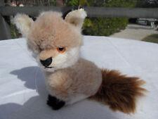Steiff fox button stuffed animal  Germany 1438