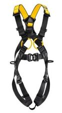 Petzl C73aaa 2 Newton European Version Fall Arrest Harness Size 2 Black/yello