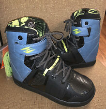 Hyperlite Process System Wakeboard Boot Size 9 New Nwob Nick Davies Series
