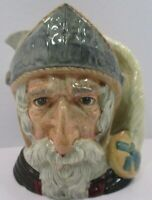 1956 Royal Doulton England DON QUIXOTE D 6455 Porcelain Figure Toby Jug