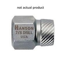 """Irwin 53211 7/16 """" hexagonal multi-spiral Extracteur"""