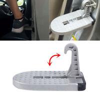 Silber Aluminium Auto Türpedal Fußpedal Leiter Fußstütze für Lkw Jeep SUV Dach