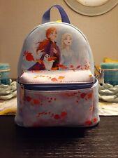 NWT Frozen 2 Loungefly Mini backpack Anna & Elsa's