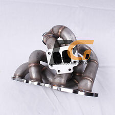 Turbo Manifold SCHEDULE40 T3 Twin Scroll FOR 240SX Silvia S13 S14 S15 SR20DET
