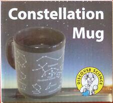 DISCOVER SCIENCE CONSTELLATION COFFEE MUG