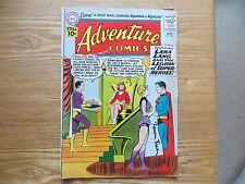 1961 SILVER AGE ADVENTURE COMICS # 282 SUPERBOY SIGNED RAMONA FRADON ART, POA