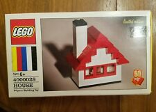 LEGO Classic 60th Anniversary Limited Edition House 4000028 NEW SEALED