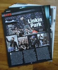 7 Pages / Seiten Ⓗⓞⓣ LINKIN PARK Ⓗⓞⓣ Chester Benington Ⓗⓞⓣ Collection  █▬█ Ⓞ ▀█▀