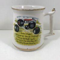 Prince William Bowlers Prayer Tankard Mug