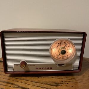 Murphy Radio U604 Working Free UK Shipping.