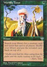 MTG magic cards 1x x1 Light Play, English Worldly Tutor Mirage