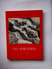 LES SORCIÈRES - EXPOSITION BIBLIOTHÈQUE NATIONALE PARIS 1973