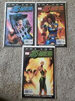 X-Men The End Dreamers & Demons  Lot #1 - 3 Marvel