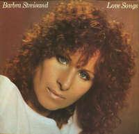 Barbra Streisand Love Songs LP Album Comp Sun Vinyl Schallplatte 150260