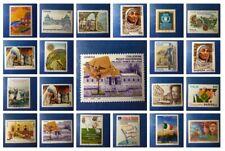 annata 1998 lotto 50 francobolli nuovi gommati MNH italia '98 esposizione