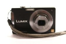 Panasonic LUMIX DMC-FX500 10.1MP Digital Camera - Black