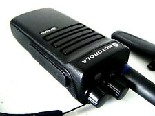 MOTOROLA GP6600 UHF 16 CHANNEL PROFESSIONAL WALKIE TALKIE TWO WAY RADIO 10KM