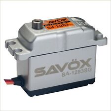 Savox Coreless Digital Servo #SA-1283SG (RC-WillPower) 25T / Torque Steel Gear