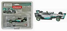 Carrera 64096 GO! Mercedes W07 F1, Nico Rosberg, 1/43 scale