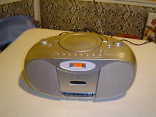 TCM Stereo CD-Radio-Recorder 90er Jahre ? gebrauchter CD-Radio-Cassettenrecorder