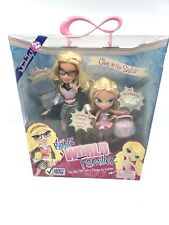 Bratz World Familiez Sonya And Close Rare Htf Toy Doll Mga New In Box 1st Appe